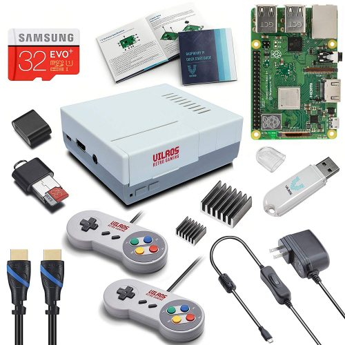 Review: Vilros Raspberry Pi Retro Kit