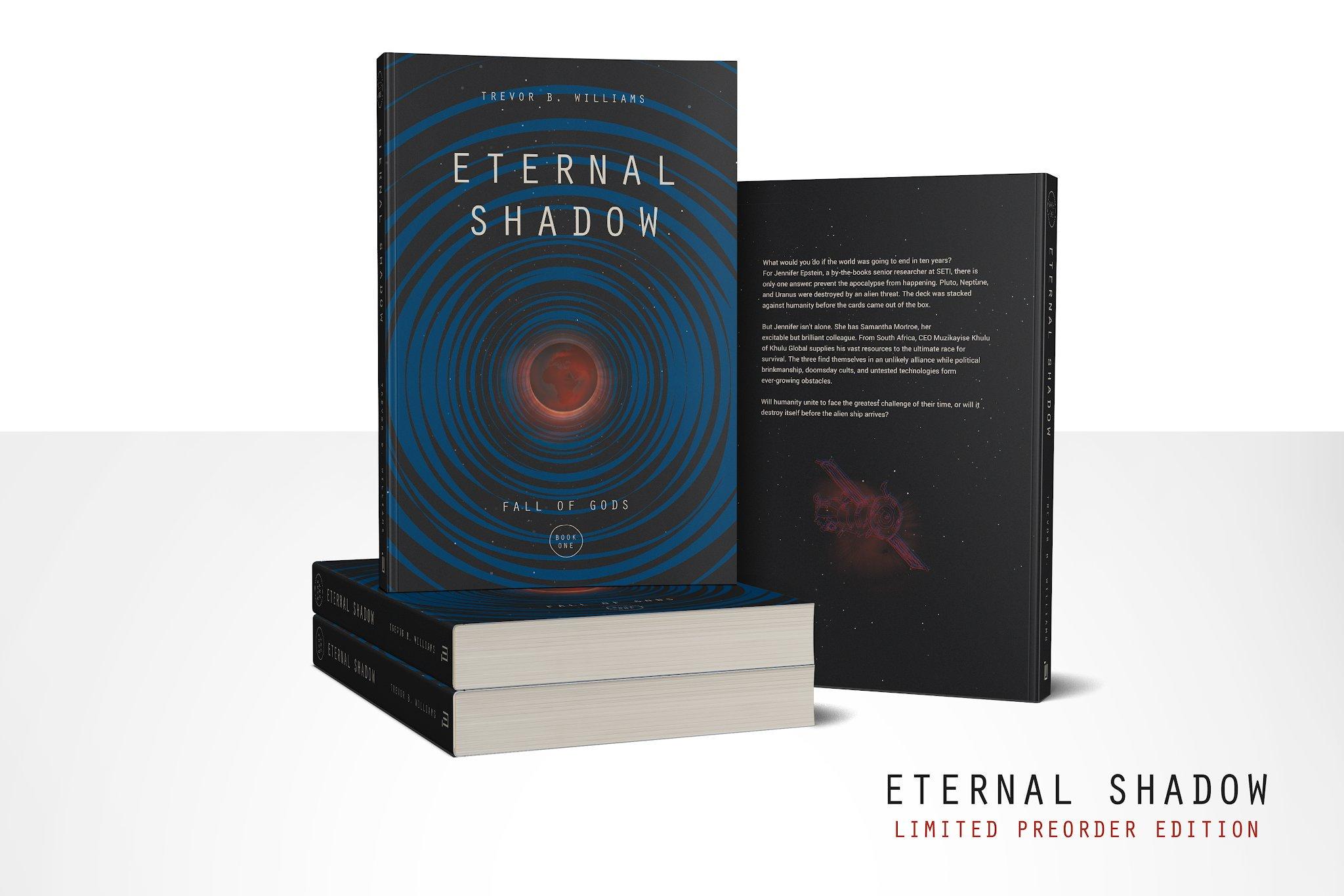 Spoiler-Free Review: Eternal Shadow