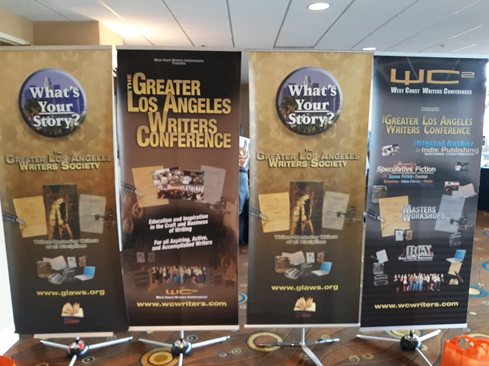 Greater Los Angeles Writers Conference 2019