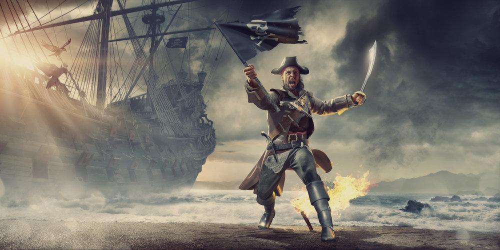 EARCS and Piracy